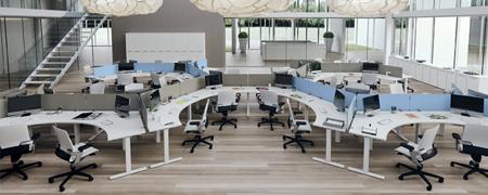 Kantoorinrichting havic kantoormeubelen - Professionele kantoorinrichting ...