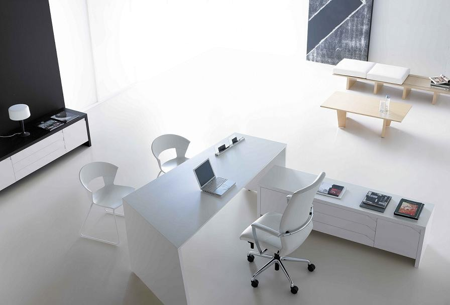 Origami directiebureau havic kantoormeubelen for Mobilier bureau 95