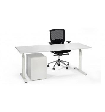Zit-sta bureau Ergo (elektrisch verstelbaar)