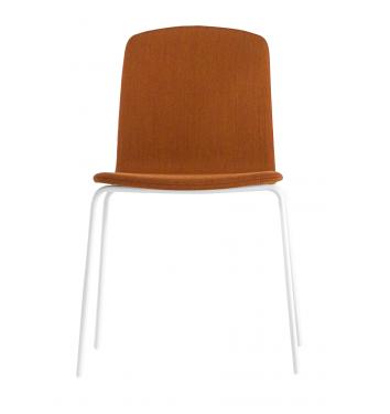 Gestoffeerde stoel Hann (4 poot)