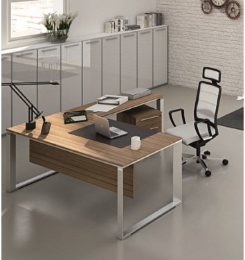 Manager bureau Vert (ringpoot)