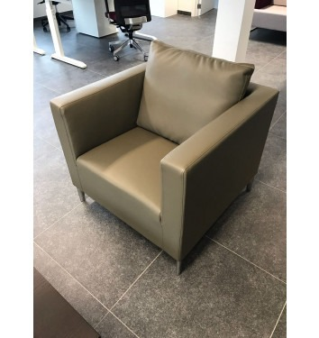 Fauteuil Blanc (showroommodel)