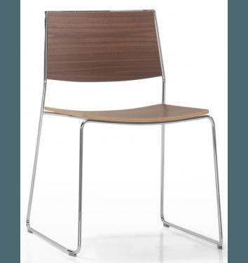Yam stoel (ringpoot)