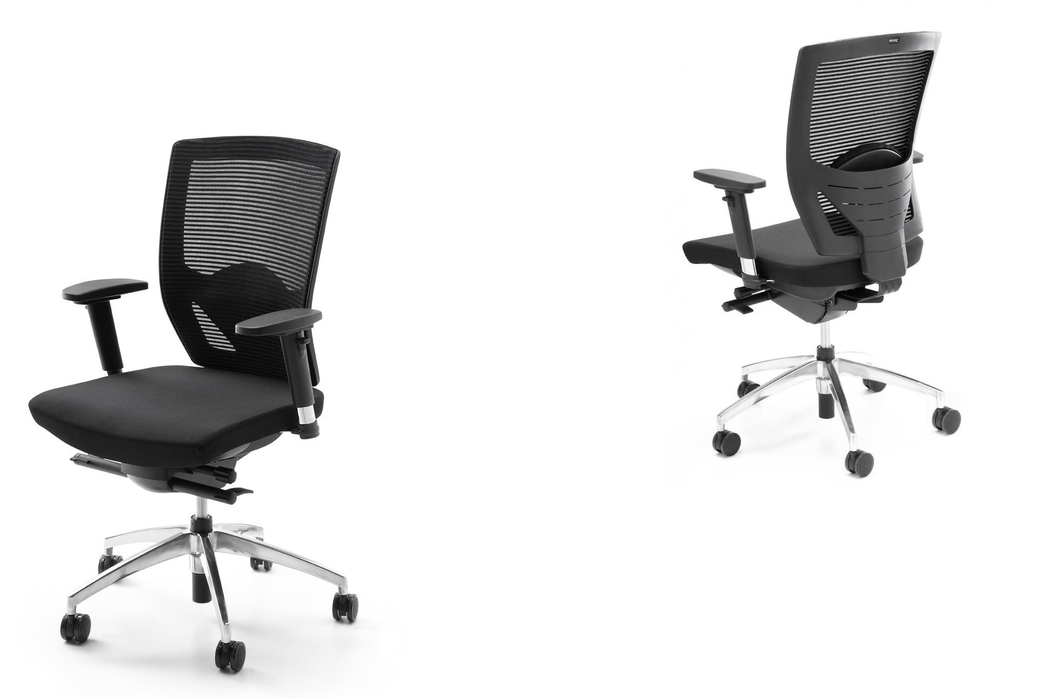 Aanbieding ergonomische bureaustoel: De Ekso