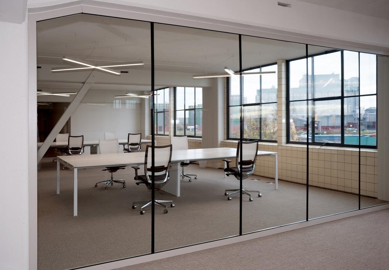 Industri le kantoorinrichting havic kantoormeubelen - Moderne kantoorbureaus ...